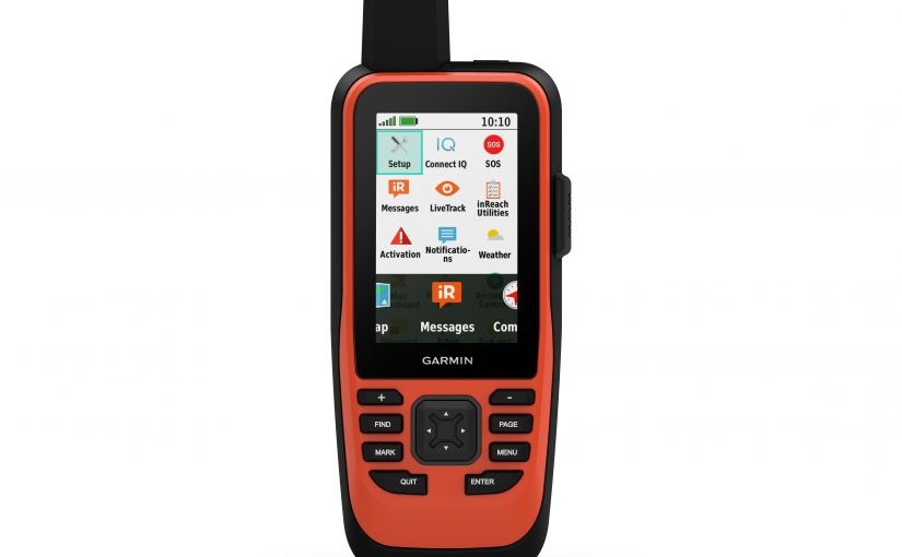 Handburen GPS med maxade prestanda