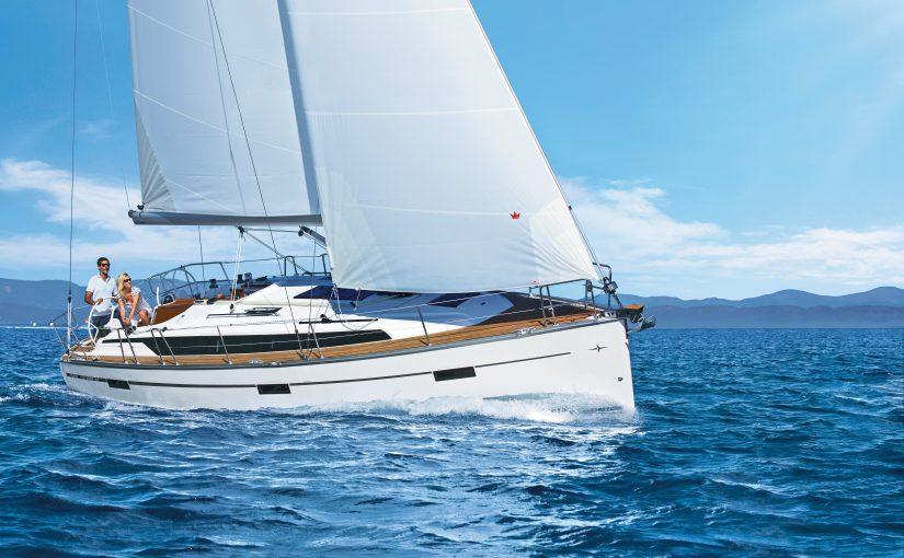 Modernare stil på Bavaria Cruisers