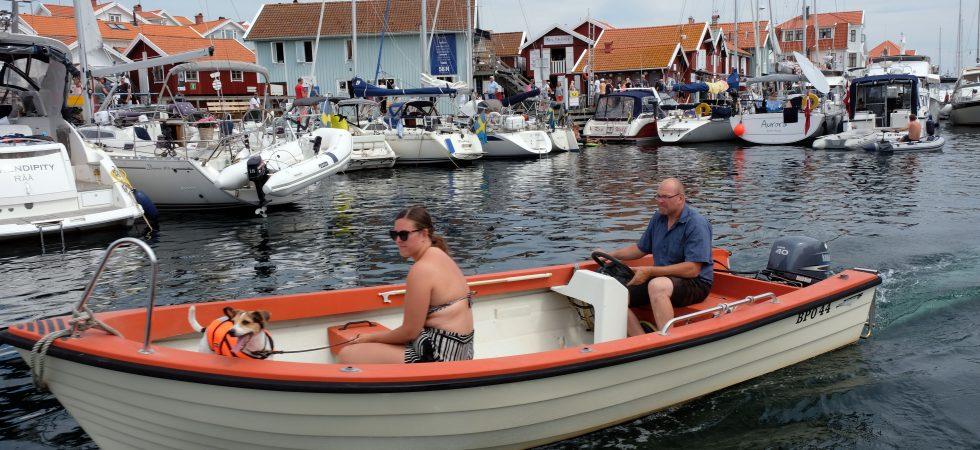 """""""Havsmiljöinstitutet har fel om behovet av båtskatt"""""""