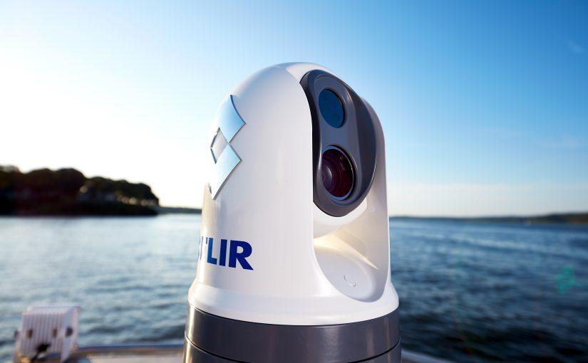 Ny generation tåliga maritima värmekameror