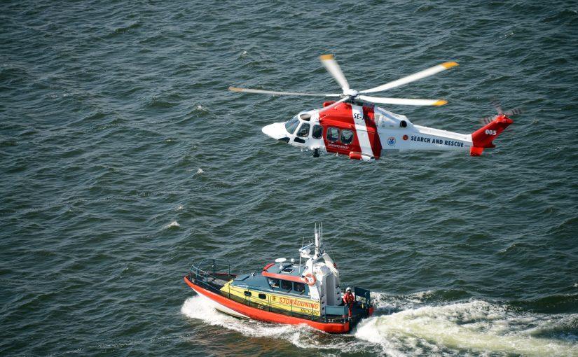 751 fall av sjöräddning under maj – augusti 2019