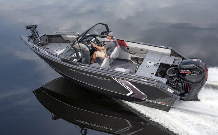 Aluminiumbåtar för fiske och avkoppling