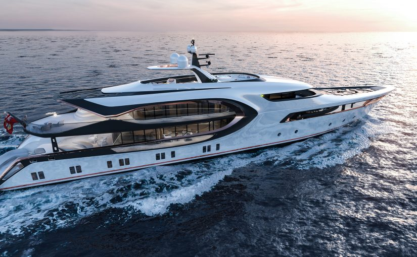 Ultralyx i superyacht på 56 m