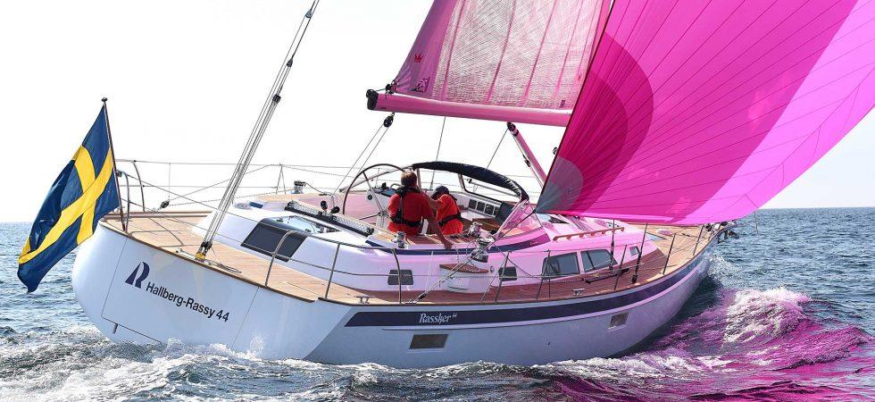Hallberg-Rassy 44 vinner pris som Årets Båt i USA