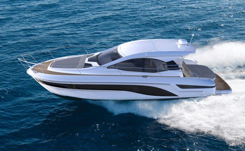 Ny serie motorbåtar från Bavaria