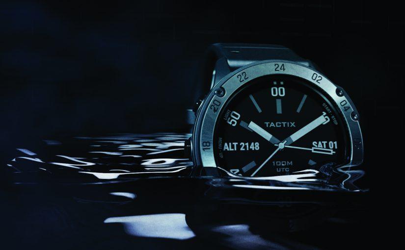 Smartwatch med GPS