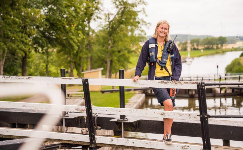 100 sommarjobbare till Göta kanal