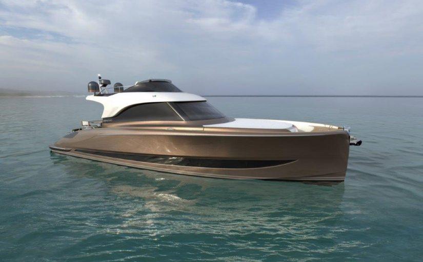 Elegant cruisingbåt från Solaris