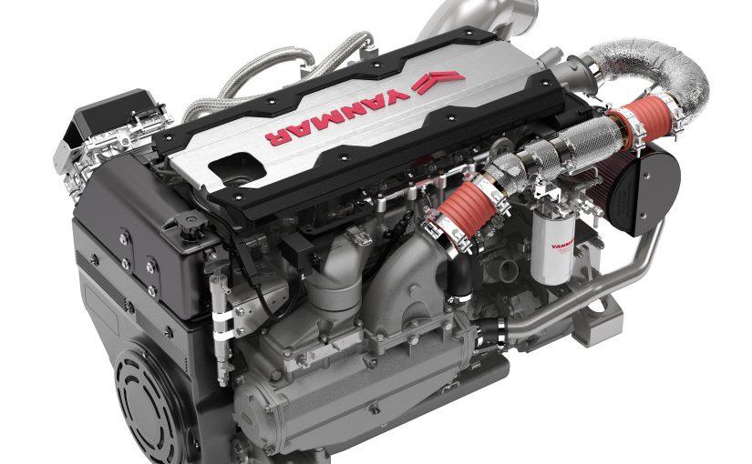 Yanmar lanserar ny serie dieselmotorer