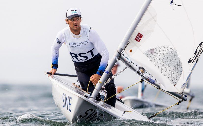 Seglarna Josefin och Jesper klara för OS