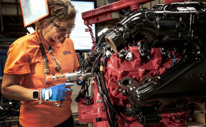 Volvo Penta startar produktion av Seven Marine i Tennessee