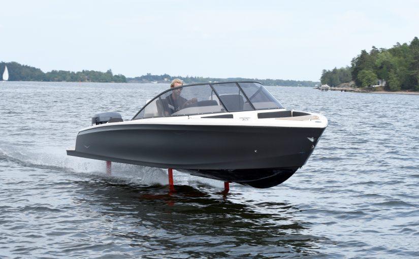De senaste elbåtarna på Allt för sjön