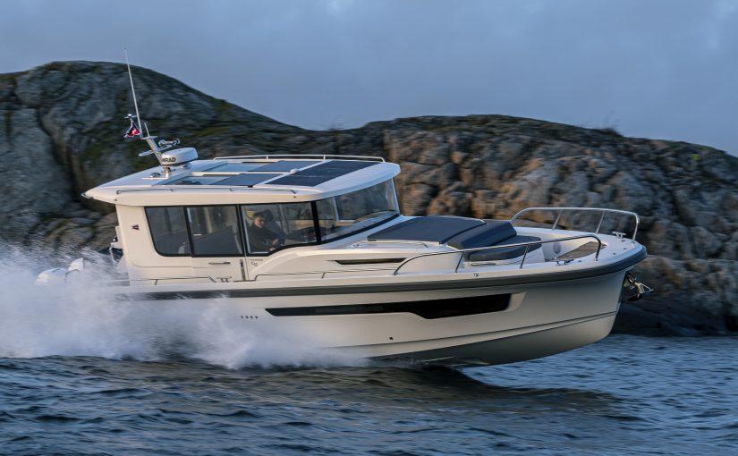 Ny generation året-runt-båt från Nimbus