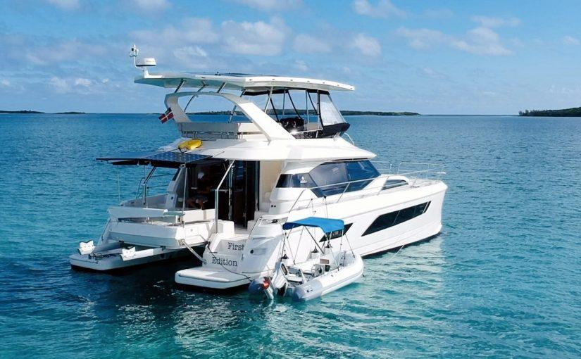 Elbåtar även på Miami Boat Show 2020