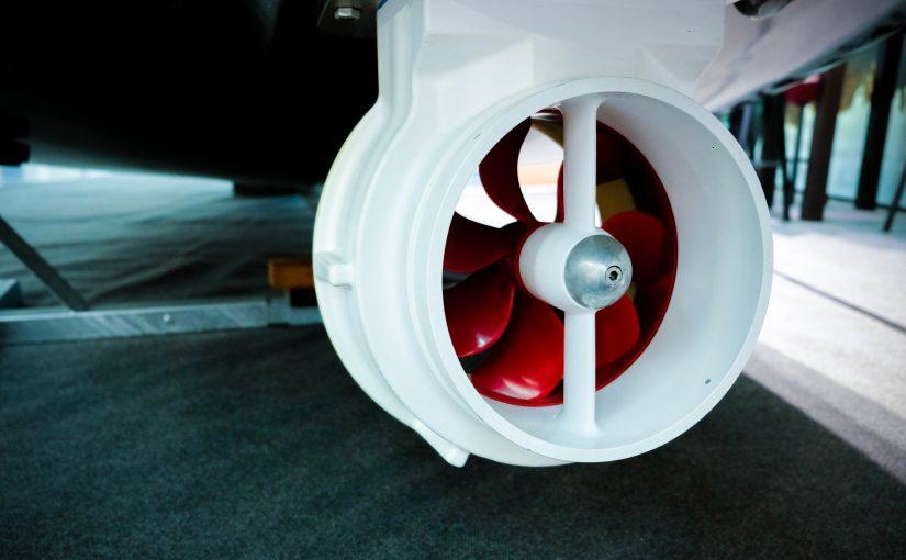 Vetus introducerar E-Pod eldrift för segelbåtar