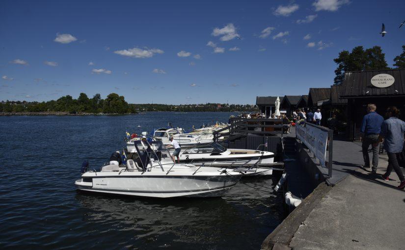 Stölder av motorbåtar fördubblades i januari