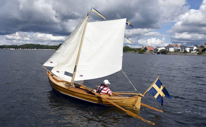 Klinkbyggda båtar kan bli kulturarv