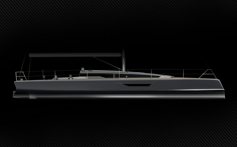 Ny modell från Shogun Yachts