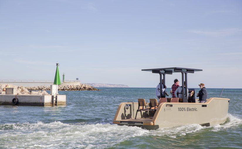 X Shore i samarbete för att bygga Tesla för sjön