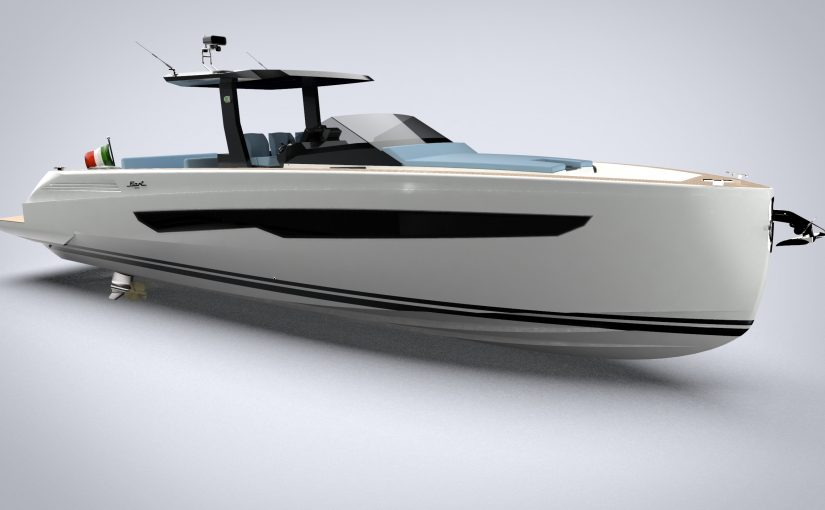 Tenderbåtens föregångare i ny version
