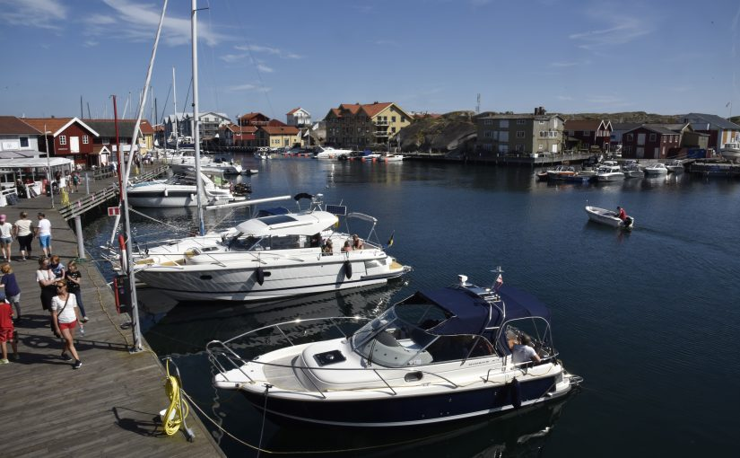 Fördubbling av motorbåtsstölderna första kvartalet