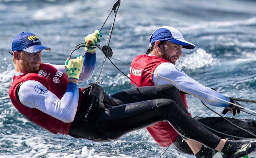 Anton och Fredrik – OS-favoriter ett år till
