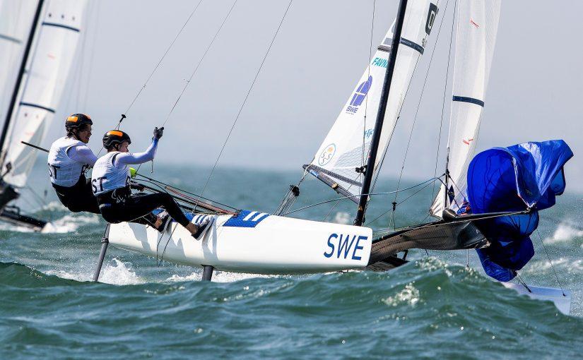 OS-hoppet lever för Emil och Cecilia