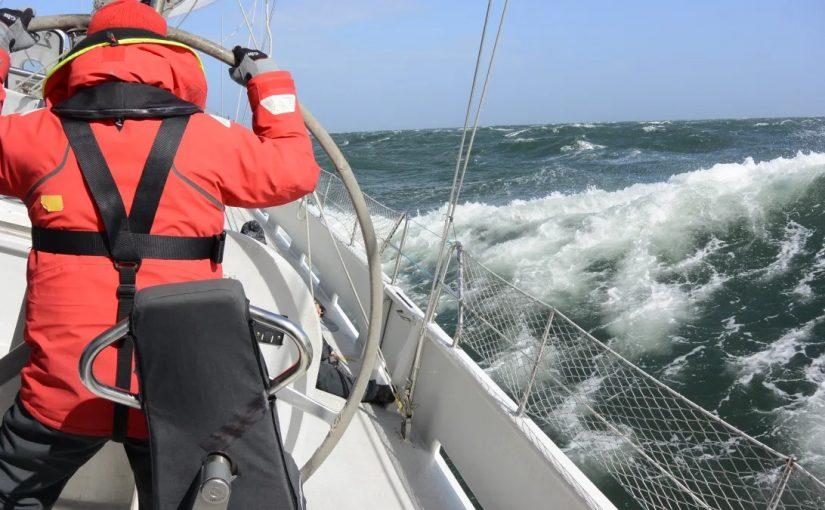 Sjöräddningsledaren: Ge dig aldrig ut på sjön utan flytväst