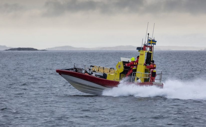 Ny sjöräddningsstation på Värmdö