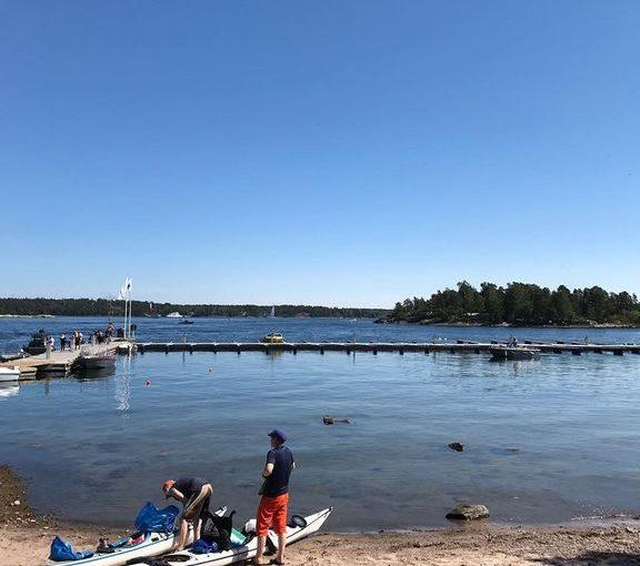 Invigning av Stavsnäs gästhamn