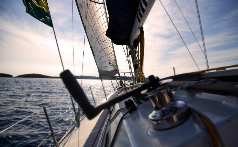 Brandsäkra båten innan sommarens premiärtur