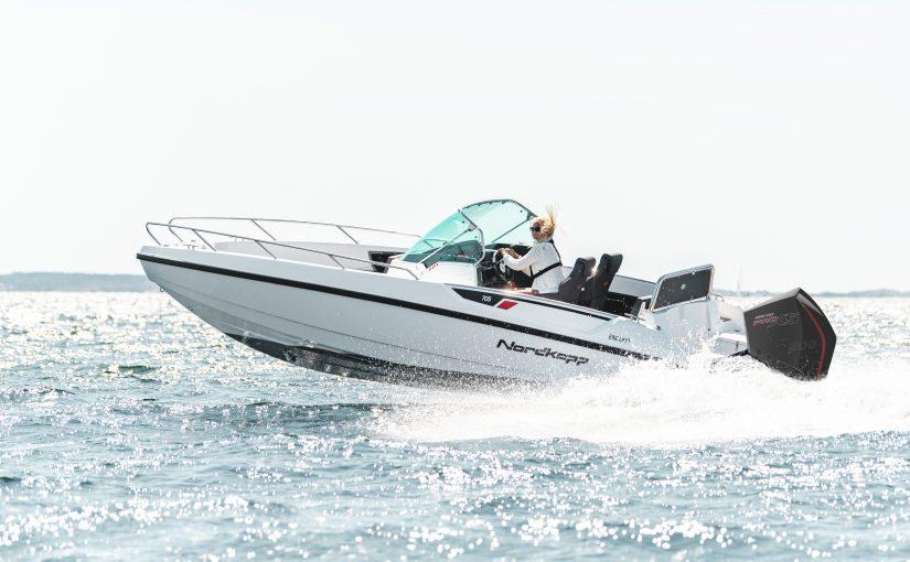 Mercury Marine i avtal med Frydenbø