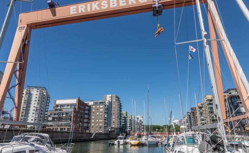 Marint jubileumsevent i hjärtat av Göteborgs Hamn – Eriksberg Boat Show