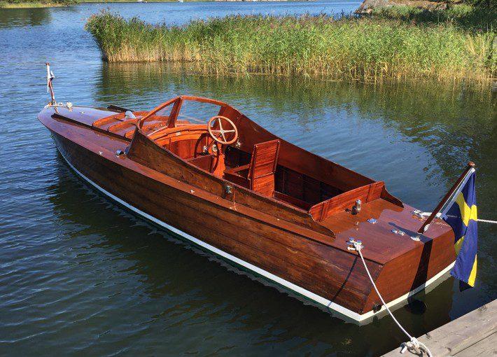Historisk flotta växer när Sjöhistoriska k-märker både fartyg och fritidsbåtar