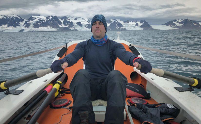 Söker medhjälpare för rodd över Atlanten