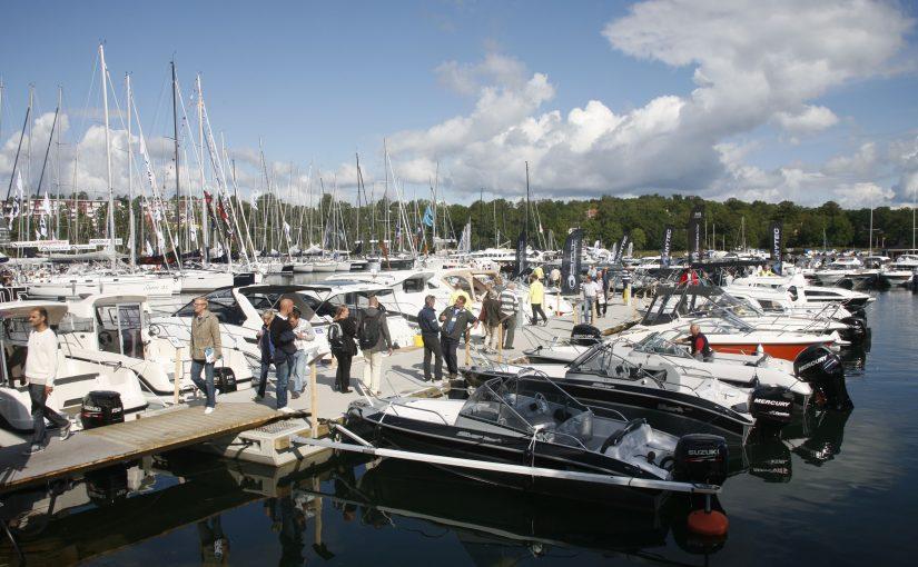 Marstrand Boat Show och Allt på Sjön i Gustavsberg ställs in