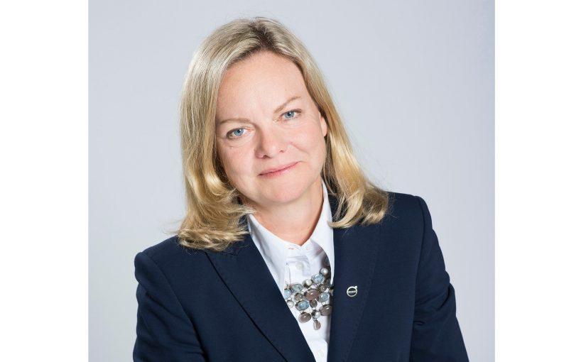 Heléne Mellquist ny vd för Volvo Penta