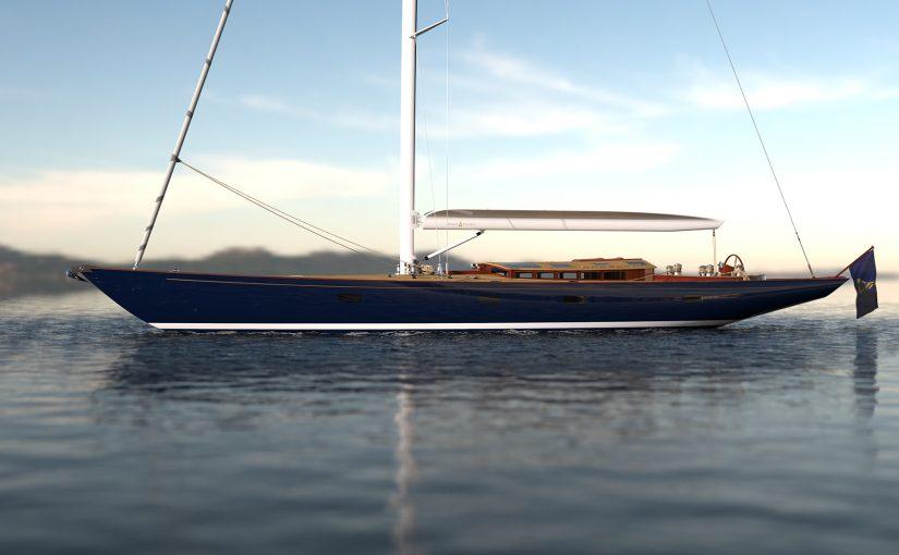 Spirit Yachts bygger specialdesignad 72 Deckhouse
