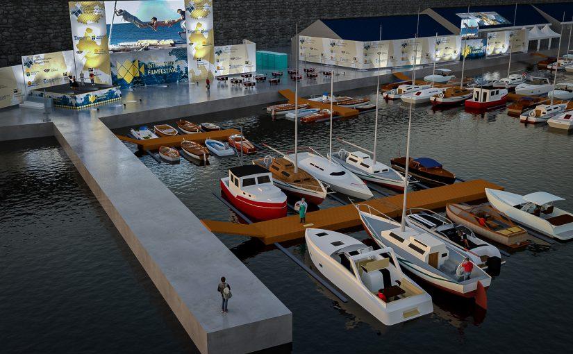 Filmfestival på vatten – perfekt för båtfolk