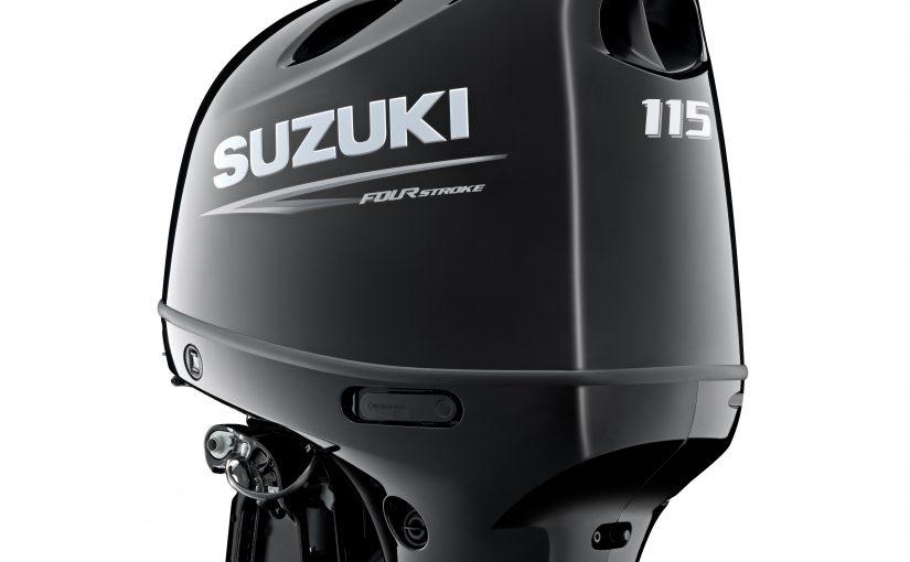 """""""Fly by wire"""" i Suzukis nya fyrtaktare på 115 och 140 hk"""