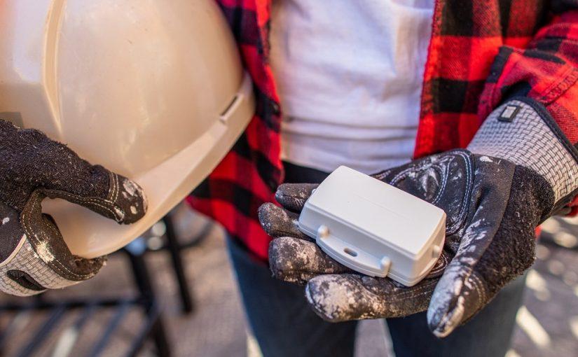 Ny spårningsteknologi övervakar utrustning och verktyg