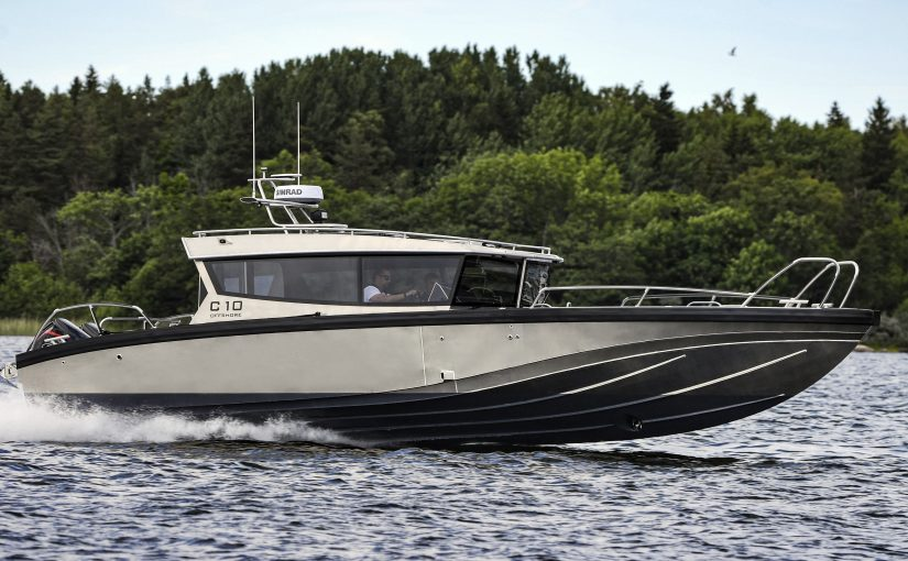 Nytt flaggskepp från Viggo Boats