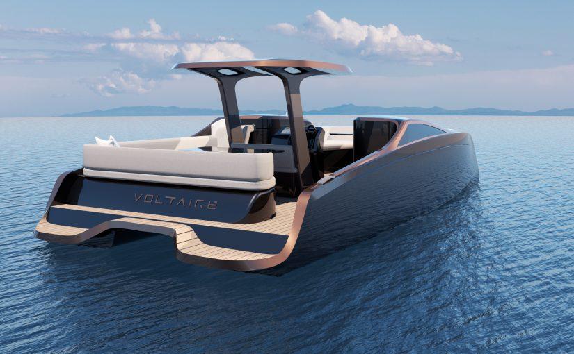 Nytt båtmärke för 100 procent eldrift