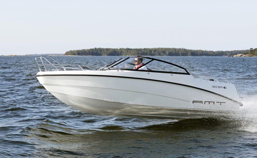 AMT byter till Yamaha båtmotorer