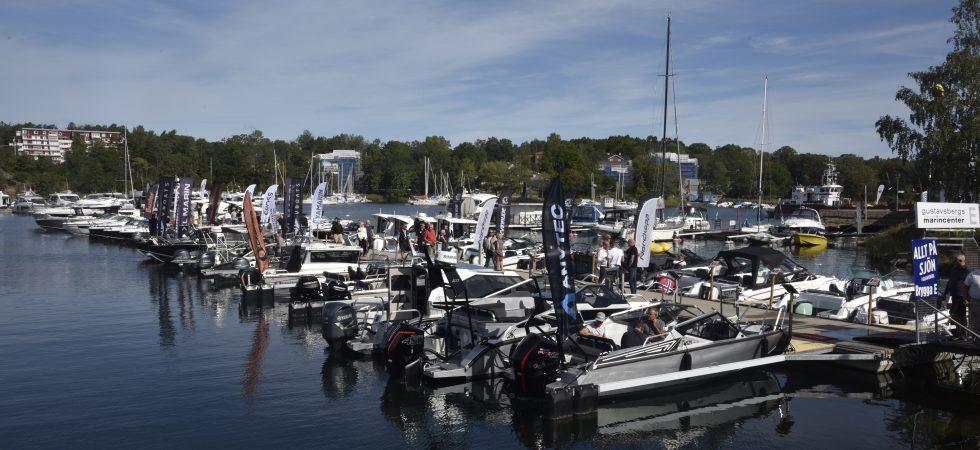 Förra vinterhalvåret stals 370 båtar och 843 båtmotorer