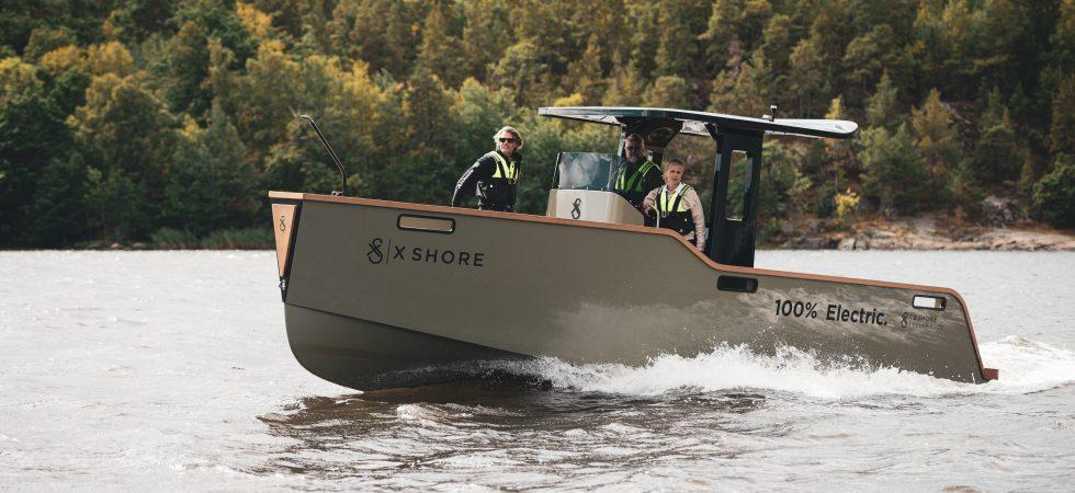 Eelex 8000 från X Shore i helt ny version