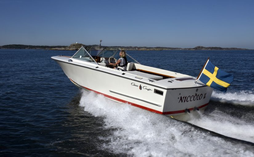 Högtryck för båtbranschen i sommar