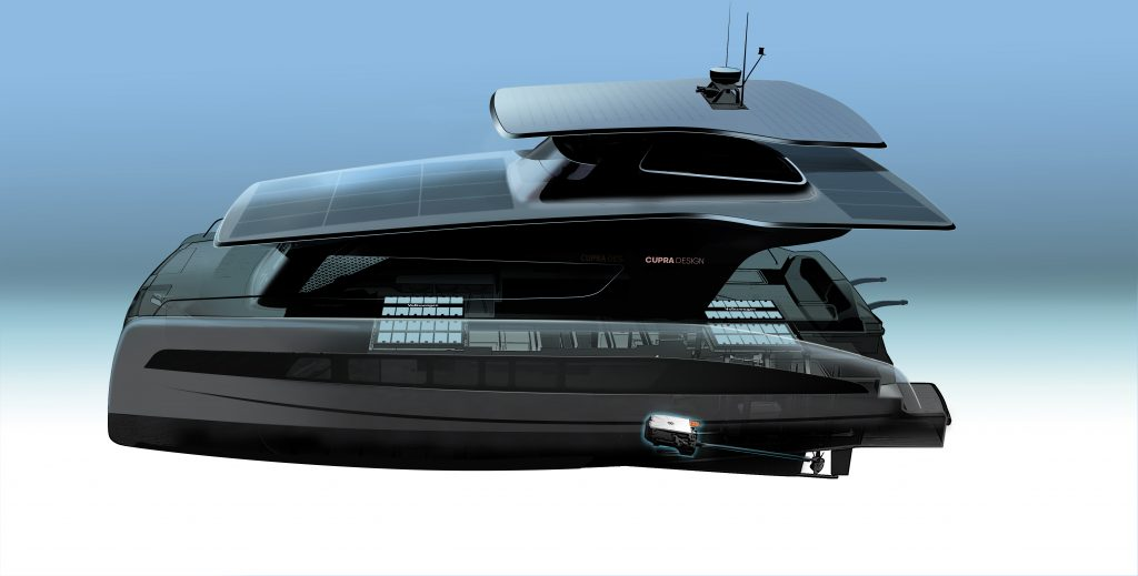 Silent-Yachts bygger elbåt med VW- drivlina
