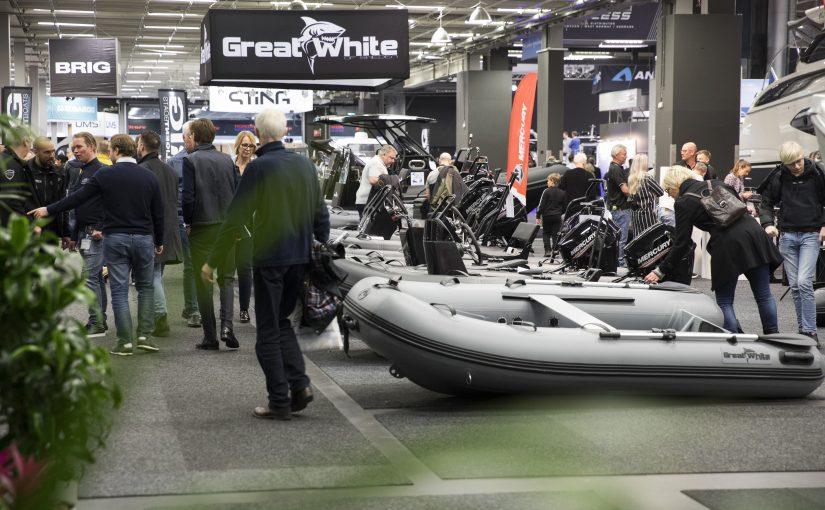 Ingen båtmässa i Göteborg 2021