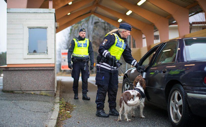 Debattartikel: Flödet av stöldgods över Sveriges gränser måste stoppas